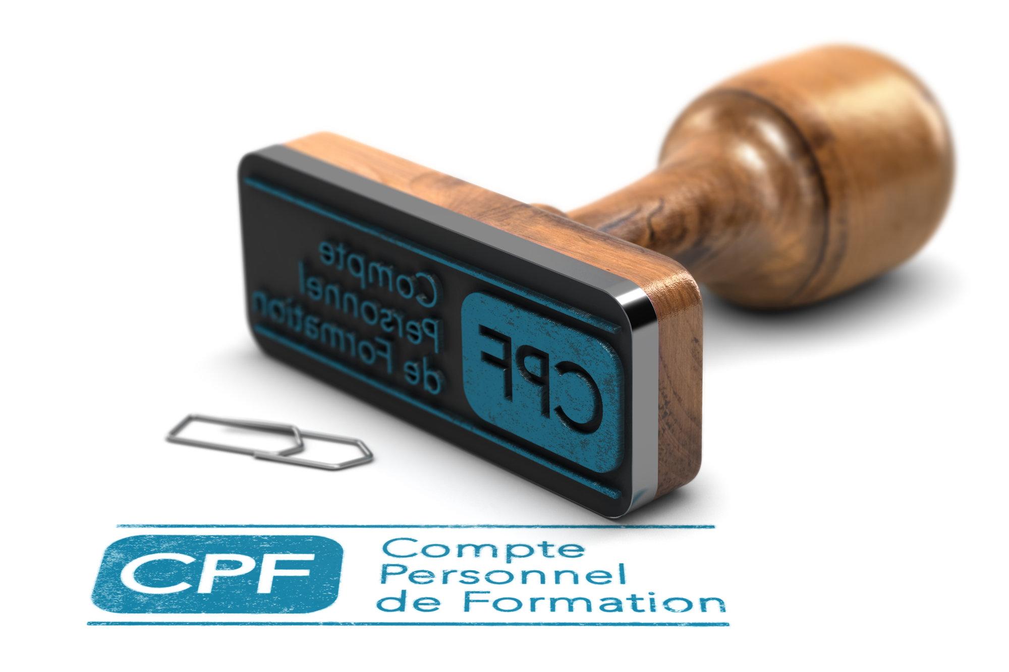 CPF, Compte Personnel De Formation
