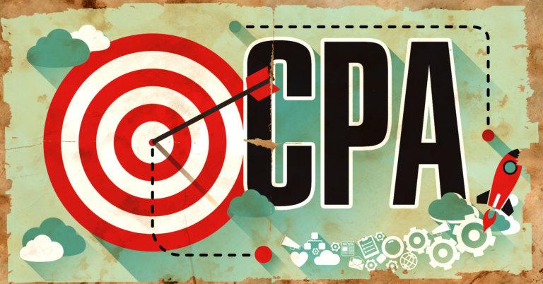 CPA - créer votre compte